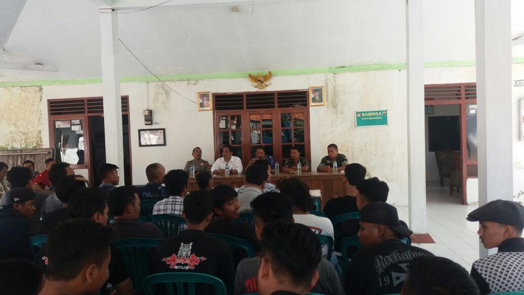 Aksi Damai Audiensi Dalam Pengawasan Penggunaan Dana Desa