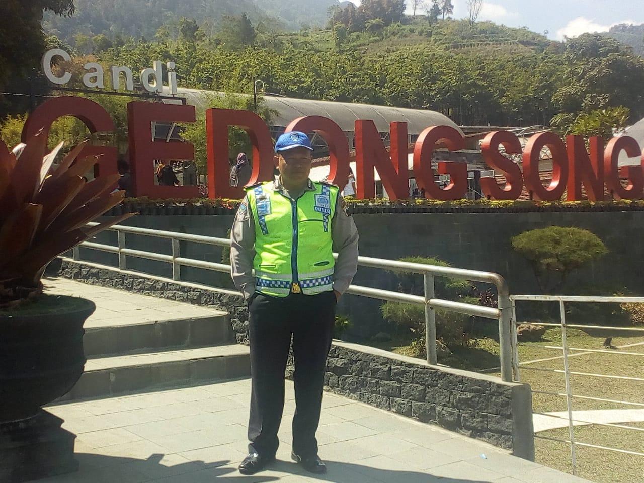 Polsek Bandungan Siap Amankan Obyek Wisata Di Akhir Pekan